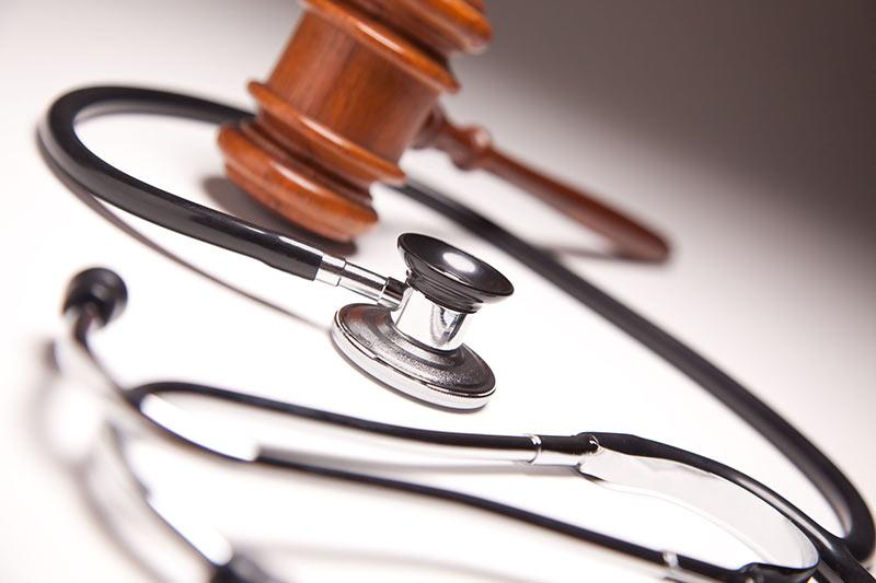 Юридическа помощ и права на пациента